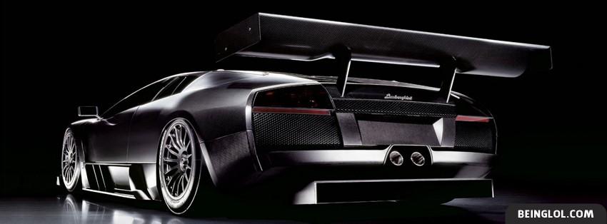 2003 Lamborghini Murcielago R-GT Facebook Cover