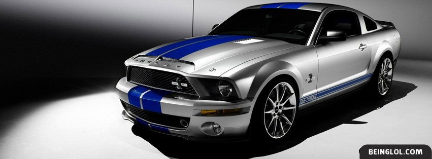 2013 Ford Mustang Facebook Cover