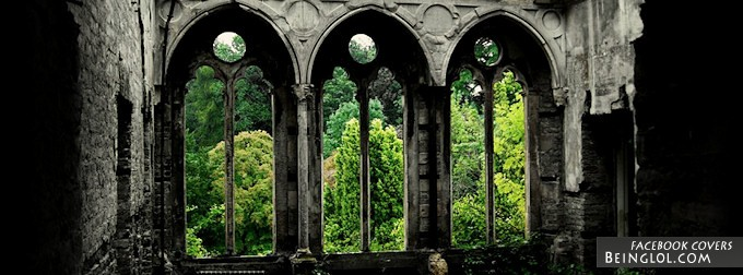 Abandoned Ruins Facebook Cover