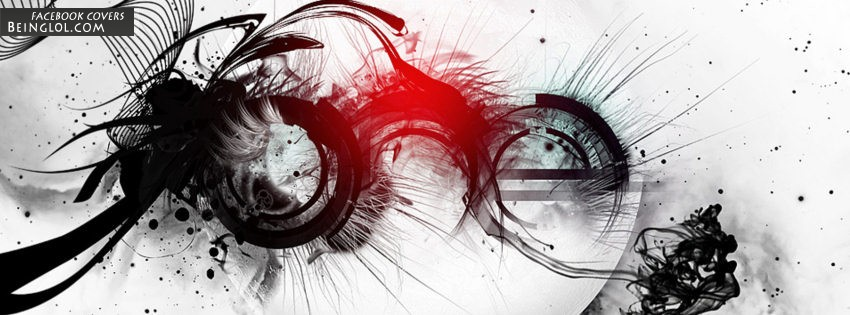 Abstract Art Facebook Cover