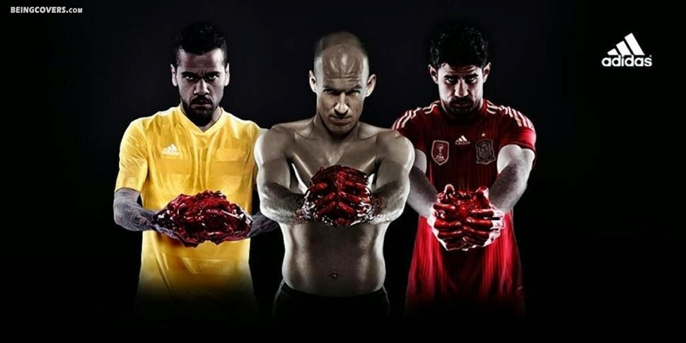 Adidas Worldcup Facebook Cover