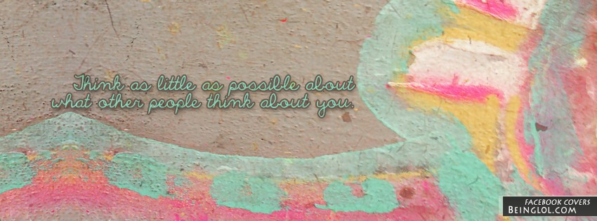 Advice Quotes Facebook Cover