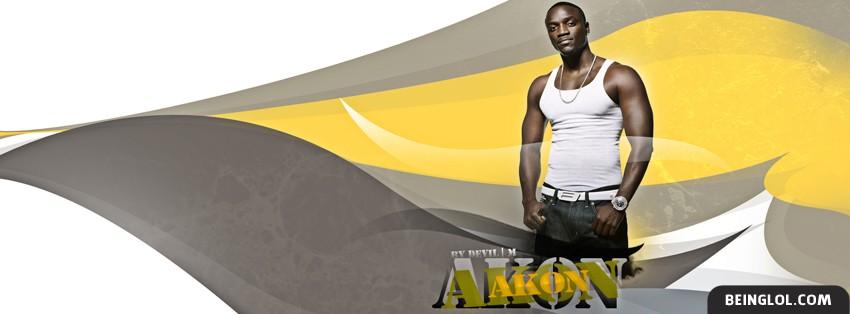 Akon 3 Facebook Cover