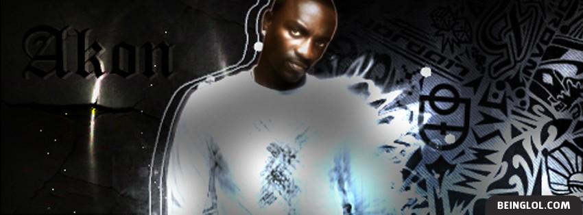Akon Facebook Cover