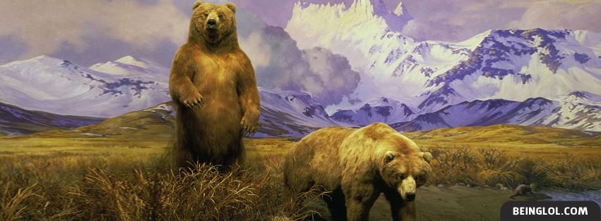 Alaskan Brown Bear Cover