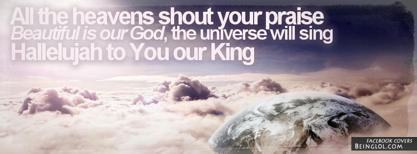 All The Heavens Facebook Cover