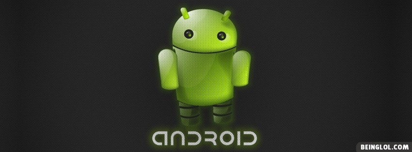 Android 3d Logo Cover