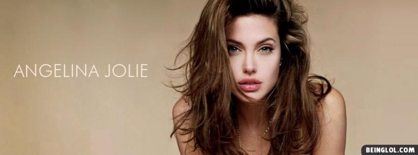 Anglina Jolie Facebook Cover