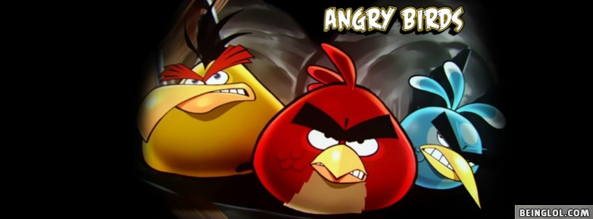 Angry Birds Facebook Cover