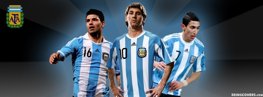 Argentina National Team Facebook Cover