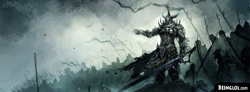 Armor Fantasy Art Facebook Cover