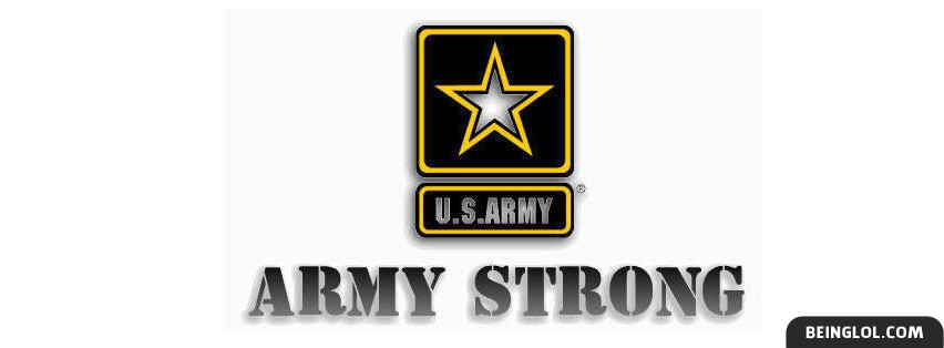 Army Strong Facebook Cover