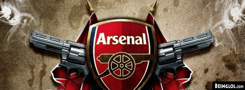 Arsenal Gunners Facebook Covers Cover