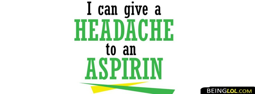Aspirin  attitude Cover