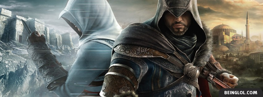 Assassins Creed Facebook Cover