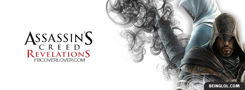 Assassins Creed Revelations Facebook Cover
