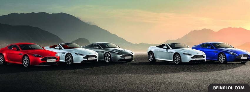 Aston Martin Collection Facebook Cover