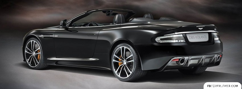 Aston Martin DBS Carbon Cover