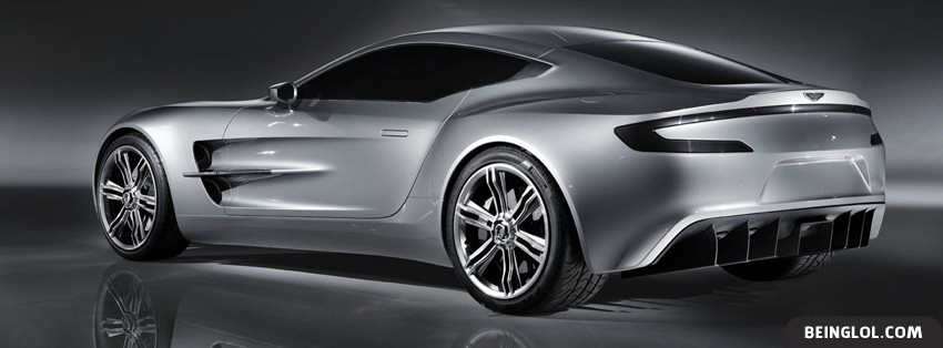 Aston Martin One-77 Facebook Cover