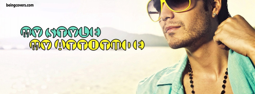 Attitude Boy Facebook Cover