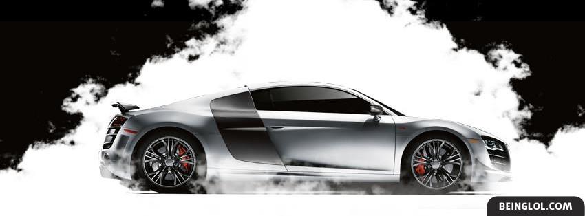 Audi R8 2 Facebook Cover