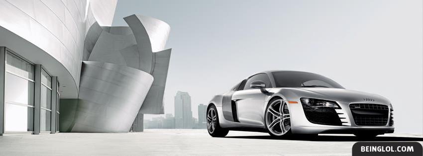 Audi R8 4 Facebook Cover