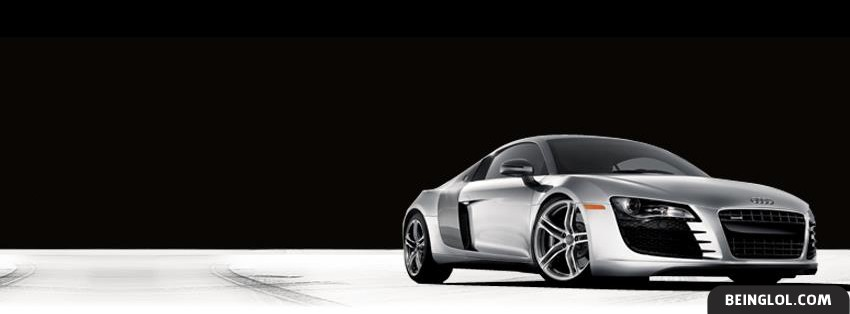 Audi R8 Facebook Cover
