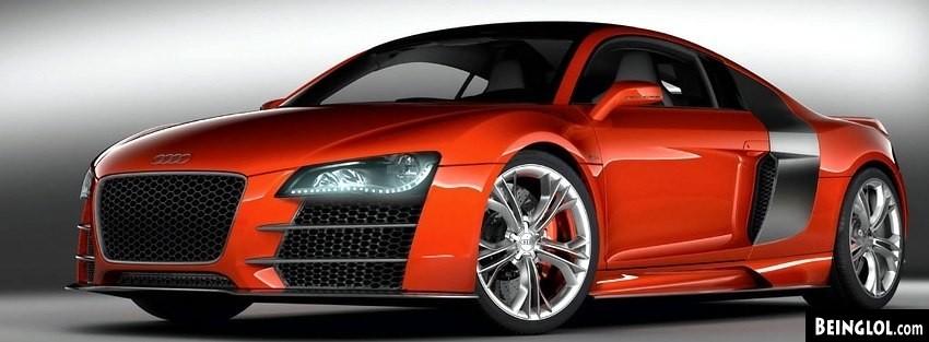 Audi R8 TDI LM 604 Cover
