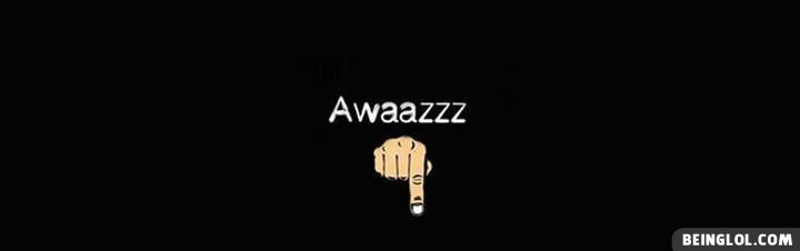 Awaaz Neche Facebook Cover