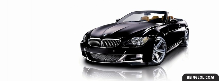BMW M6 Convertible Facebook Cover