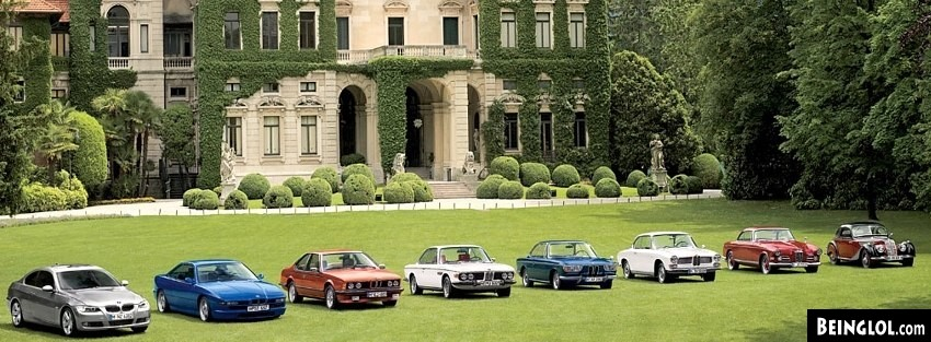 BMW Several 596 Facebook Cover
