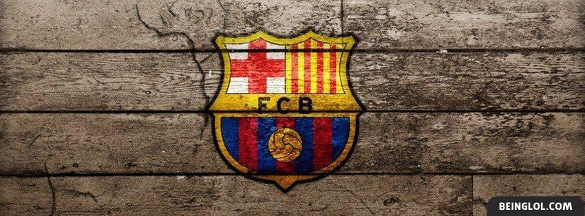 Barcelona FC Facebook Cover