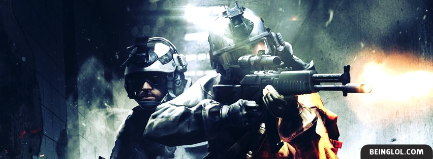 Battlefield Facebook Cover