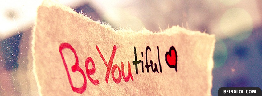 BeYoutiful Facebook Cover