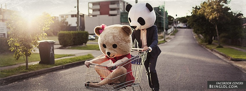 Bear Couple Facebook Cover