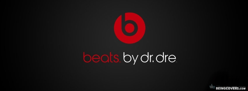 Beats By Dr Dre Facebook Cover