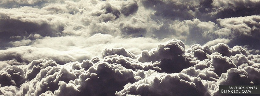 Beautiful Clouds Facebook Cover