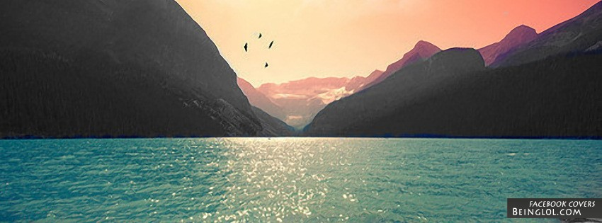 Beautiful Lake Facebook Cover