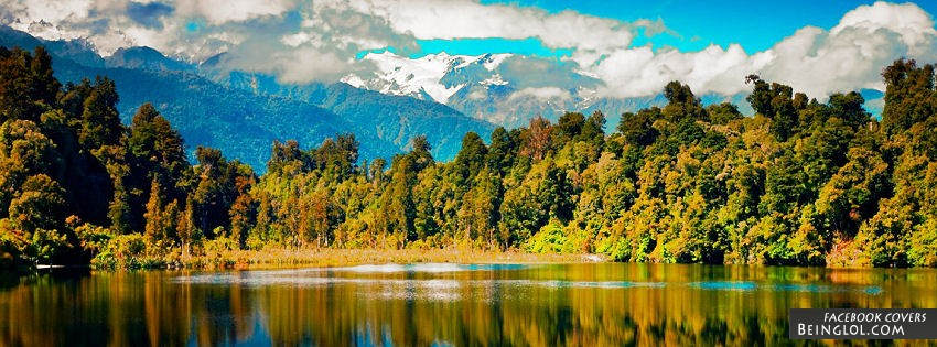 Beautiful New Zealand Facebook Cover