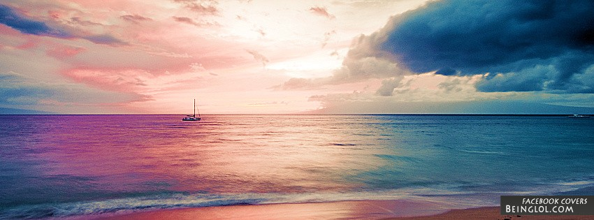 Beautiful Sea Facebook Cover