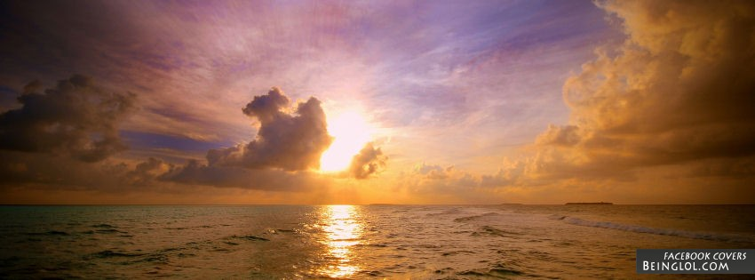 Beautiful Sunset Facebook Cover