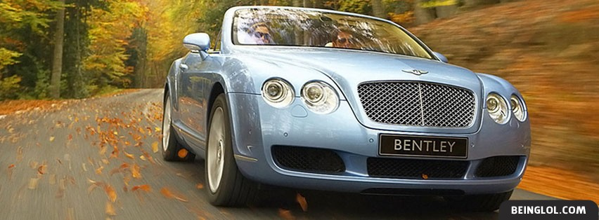 Bentley Facebook Cover