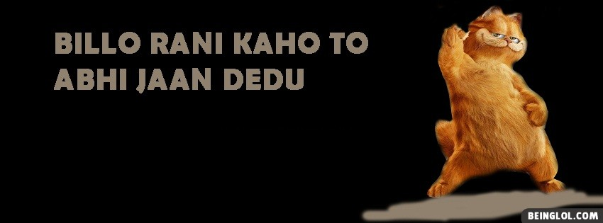 BiLLo Rani Facebook Cover