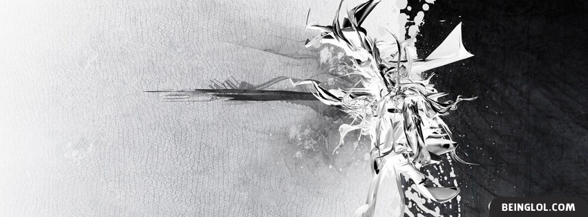 Black And White Weirdness Facebook Cover