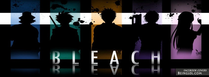 Bleach Facebook Cover