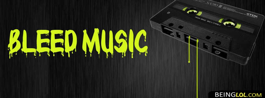 Bleed Music Facebook Cover