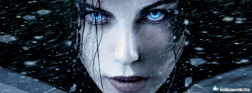Blue Eyes Underworld Awakening Facebook Cover