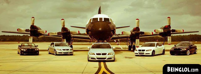 Bmw...!! Facebook Cover