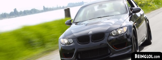Bmw On Road Facebook Cover