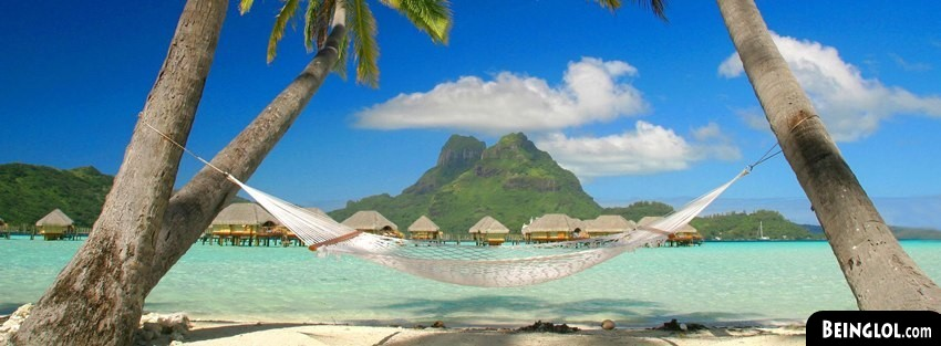 Bora Bora 2 Facebook Cover